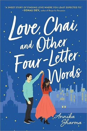 Love, Chai and Other Four-Letter Words